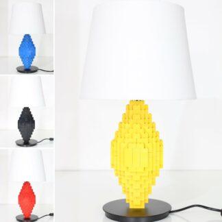 Lampe convexe Lego